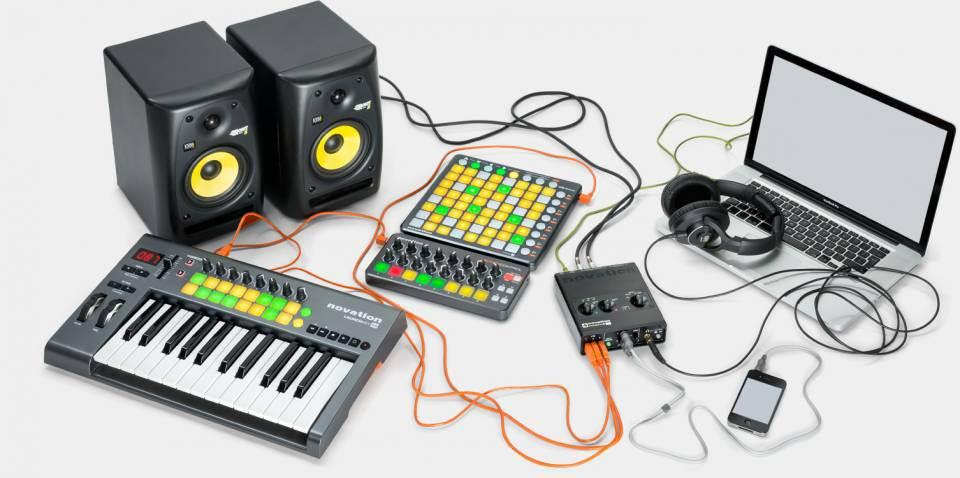 Novation prezentuje Audiohub 2×4