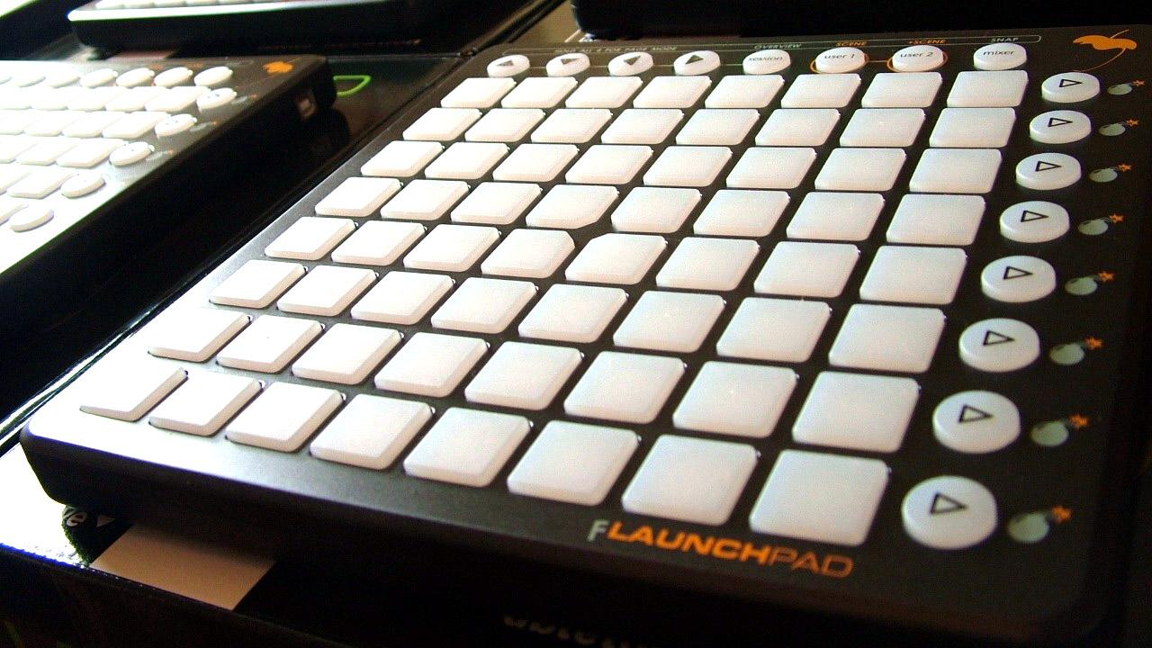 Image-Line FL Studio Novation Launchpad