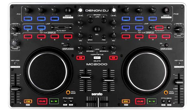 MC2000 Dj Controller
