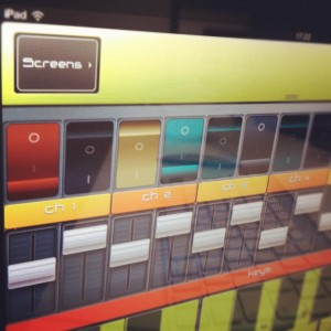 Sonic Logic iPad MIDI Controller iOS