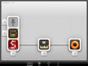 Audiobus iOS iPad Audio Routing