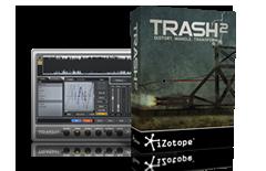 iZotope Trash2 multiband distortion