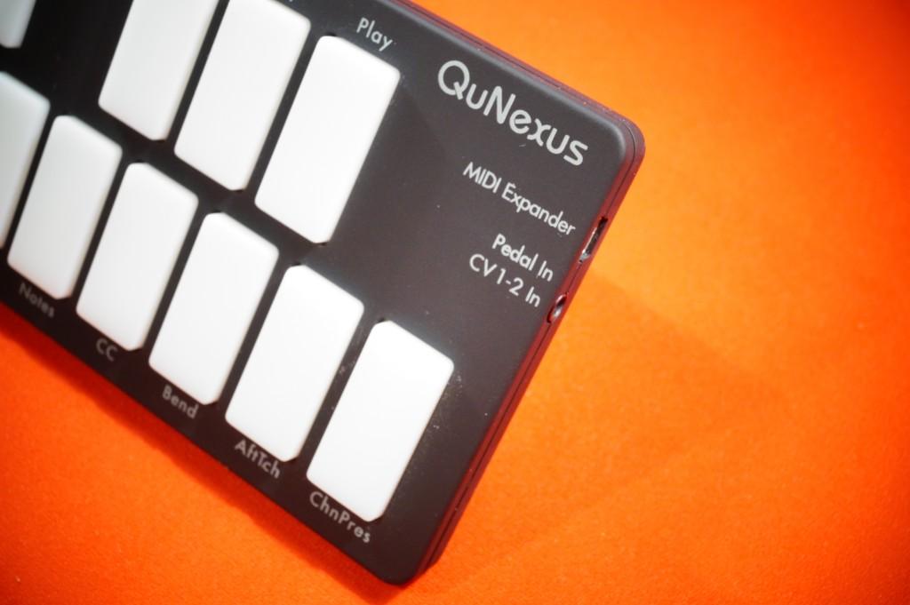 QuNexus wejścia 2