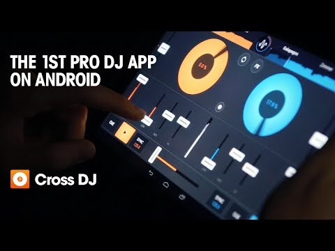 Cross DJ Android