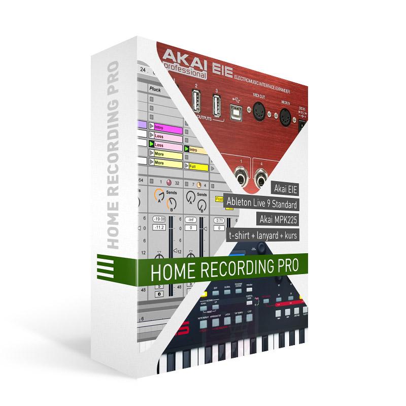 Home Recording Pro