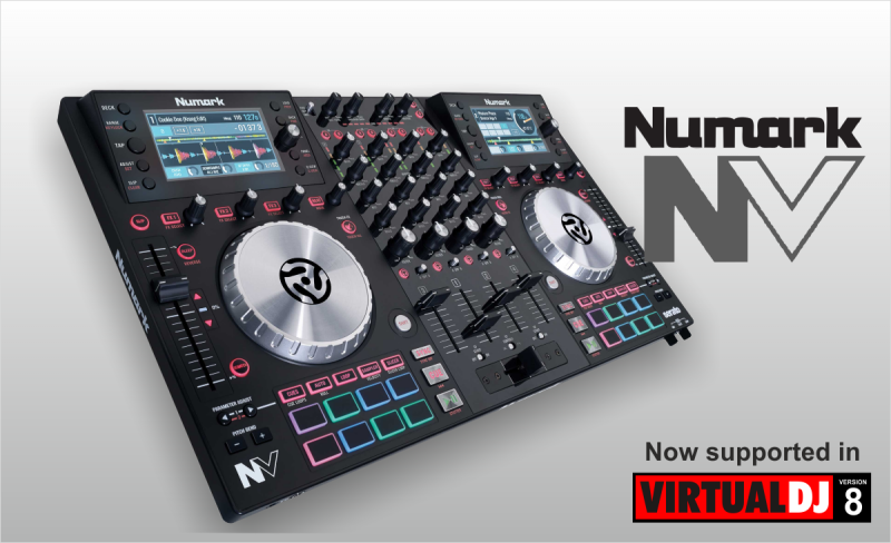 Virtual DJ NV