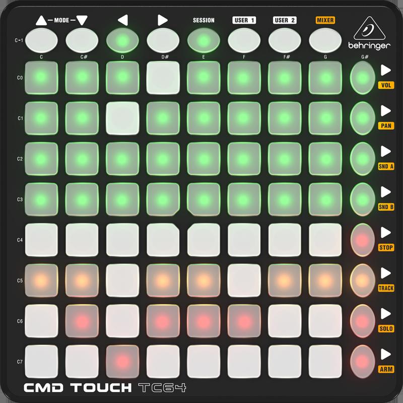 CMD Touch TC64