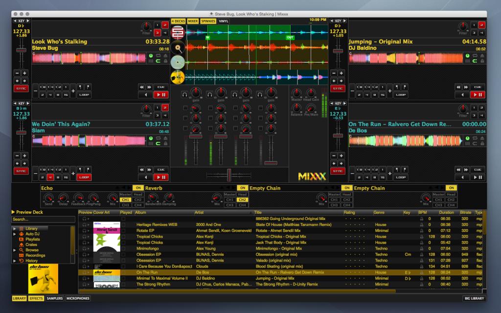 Mixxx 112 beta