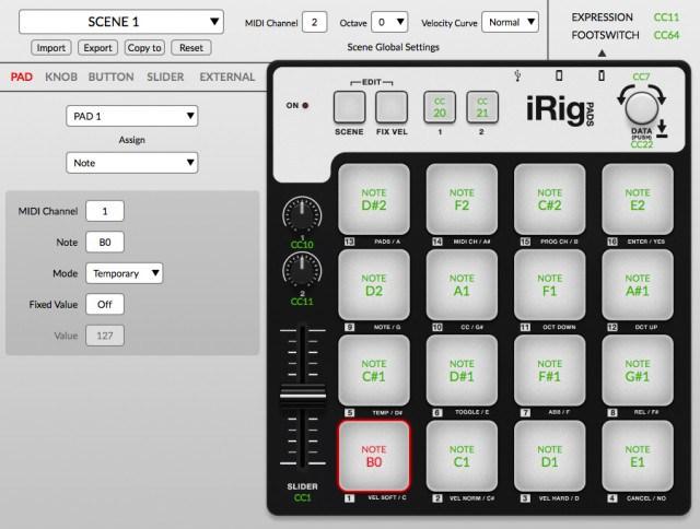 irig-pad-editor