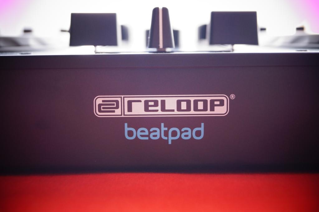 Reloop Beatpad - Kontroleryzm.pl