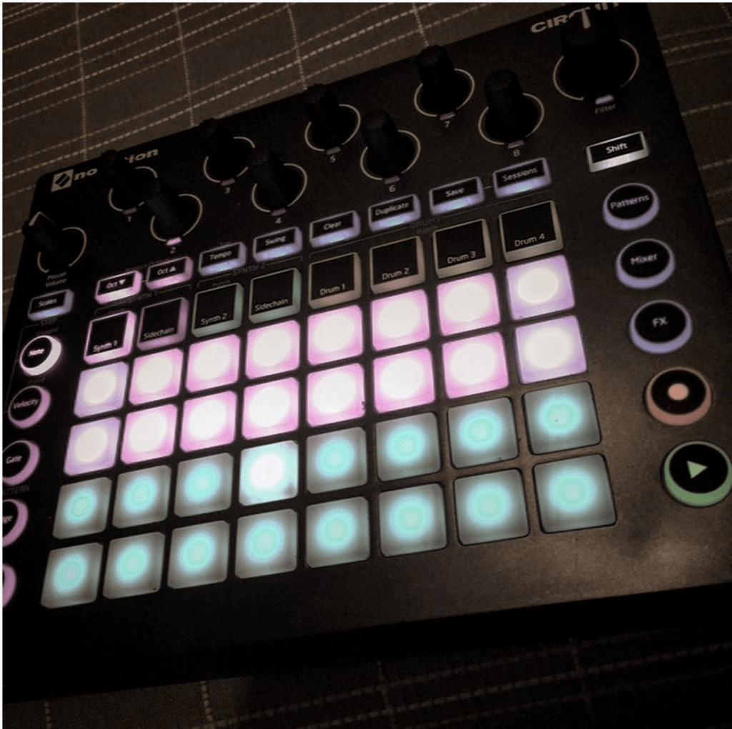 Novation leak