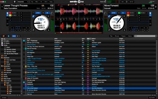 Serato DJ 1 8