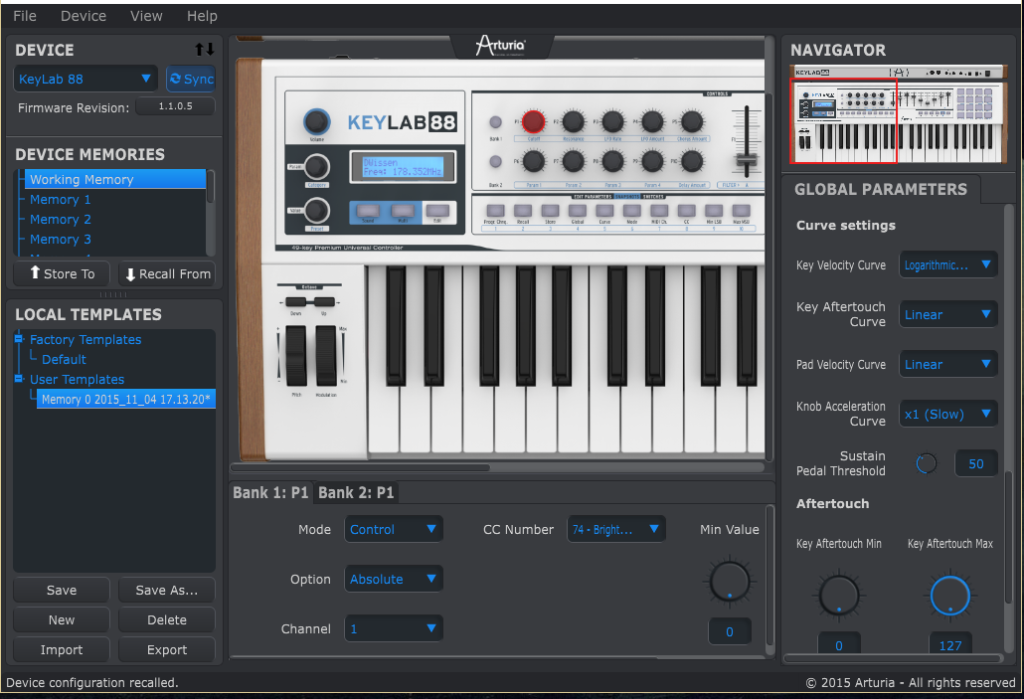 MIDI Control Center - Kontroleryzm.pl