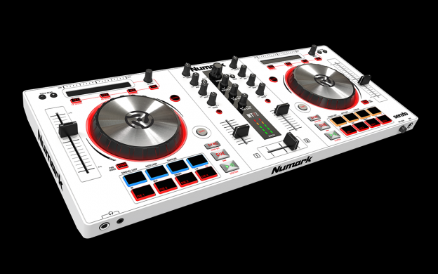 Mixtrack Pro 3 White