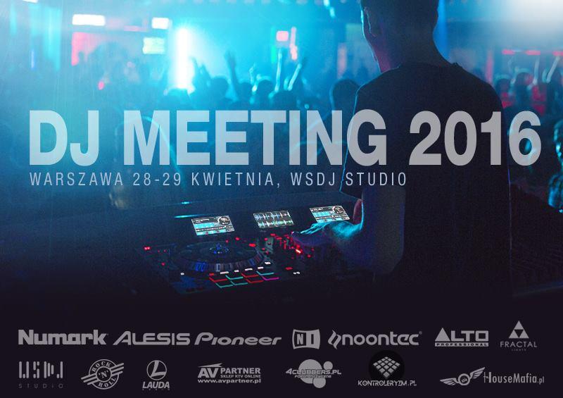 DJ meeting 2016