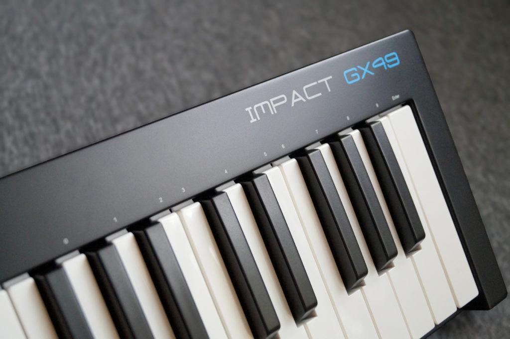 Nektar Impact GX49 - Kontroleryzm.pl