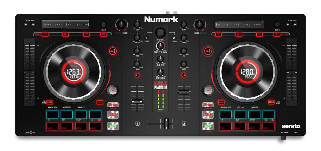 Mixtrack Platinum
